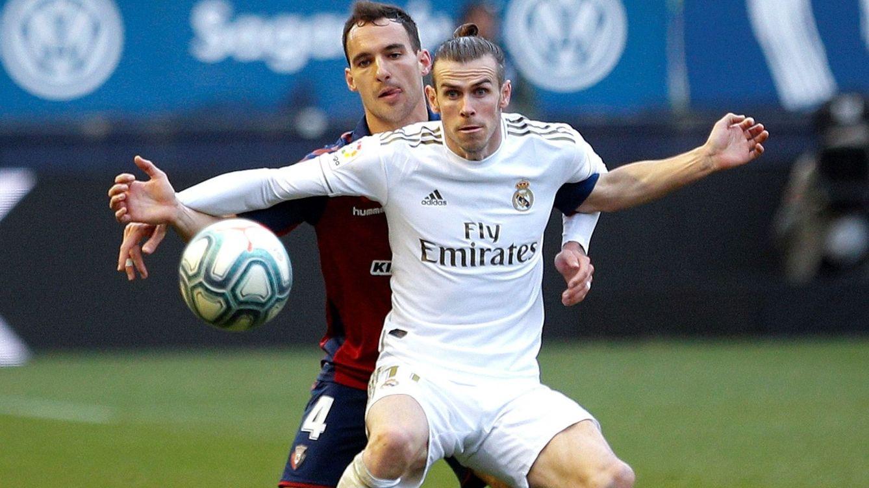 La extraña venda en los ojos con Gareth Bale: cómo ve Zidane a su futbolista más criticado