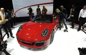 Los rusos se lanzan a la compra de Porsches para protegerse del rublo