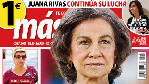 El lamento de doña Sofía y el proyecto como actriz de Belén Esteban