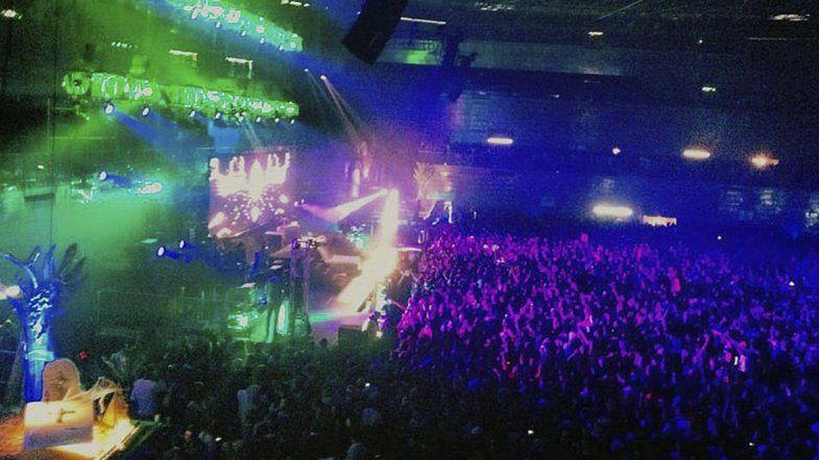 Foto: La trágica fiesta celebrada en el Madrid Arena el 1 de noviembre de 2012. (EFE)