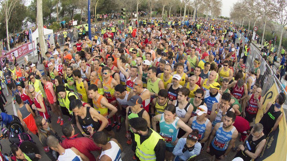 Talante positivo, mucha agua, vaselina... Decálogo para correr una maratón
