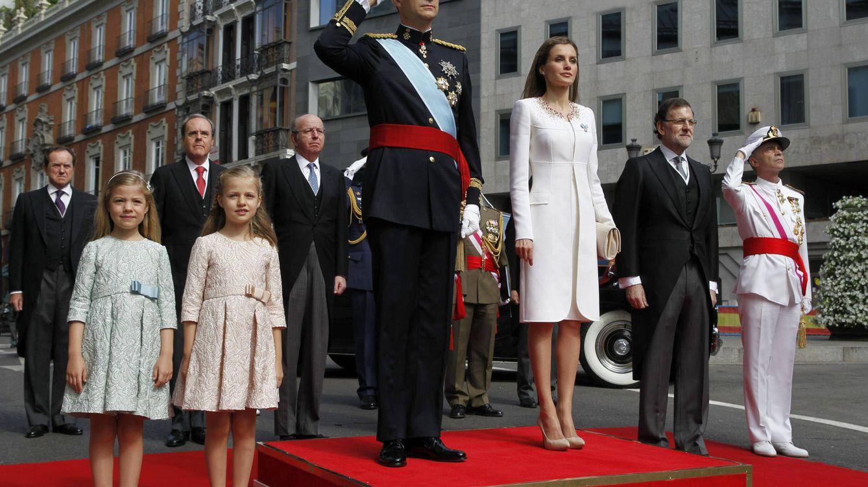 El rey Felipe VI, cuatro años sometido al 'test de estrés'