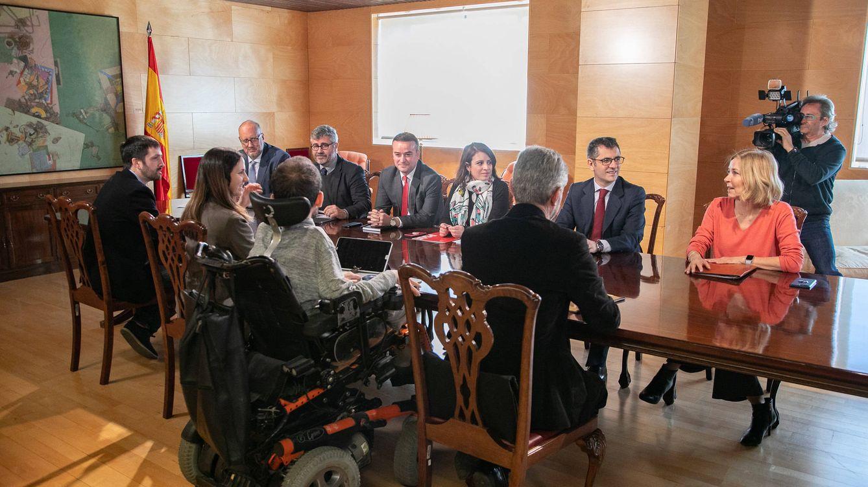 PSOE y Podemos citan de urgencia la mesa de coordinación tras las polémicas internas