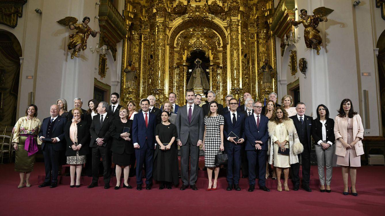 Lolita, Perales, Echanove... Los asistentes a las Medallas de las Bellas Artes