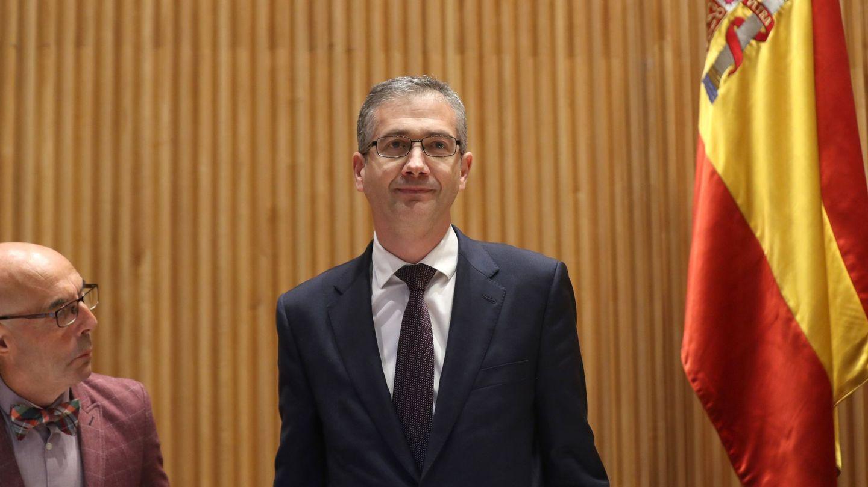 Pablo Hernández de Cos. (EFE)