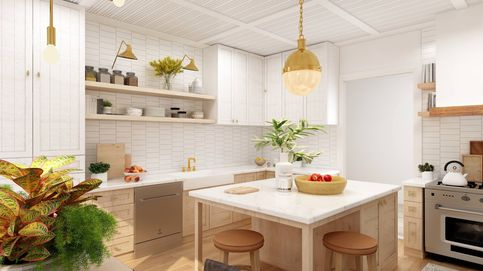 ¿Quieres una cocina de estilo rústico? Las claves deco a tener en cuenta