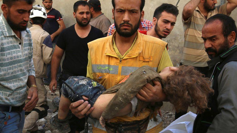 Esta es la clave que explica el rápido avance de Assad en Alepo