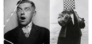 Post de Las fotos desconocidas de Magritte, el visionario