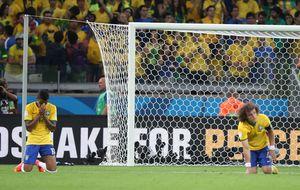 Brasil quiere volver a jugar contra Alemania para olvidar el 1-7