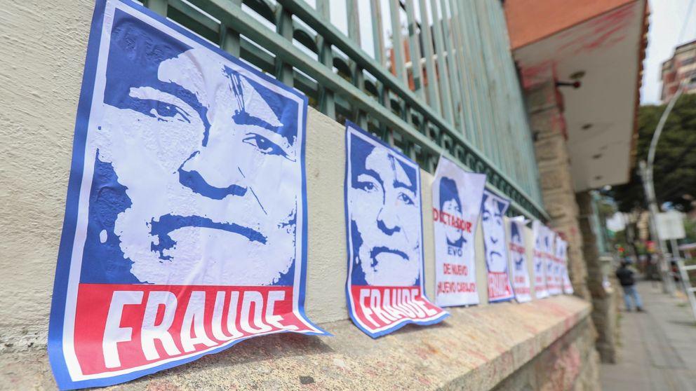 Las cuatro claves del nuevo escenario en la crisis política y social en Bolivia