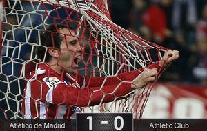 No hay debate: el Atlético juega, defiende y gana como siempre