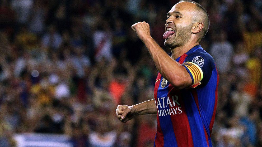 Barça: no Iniesta, no party