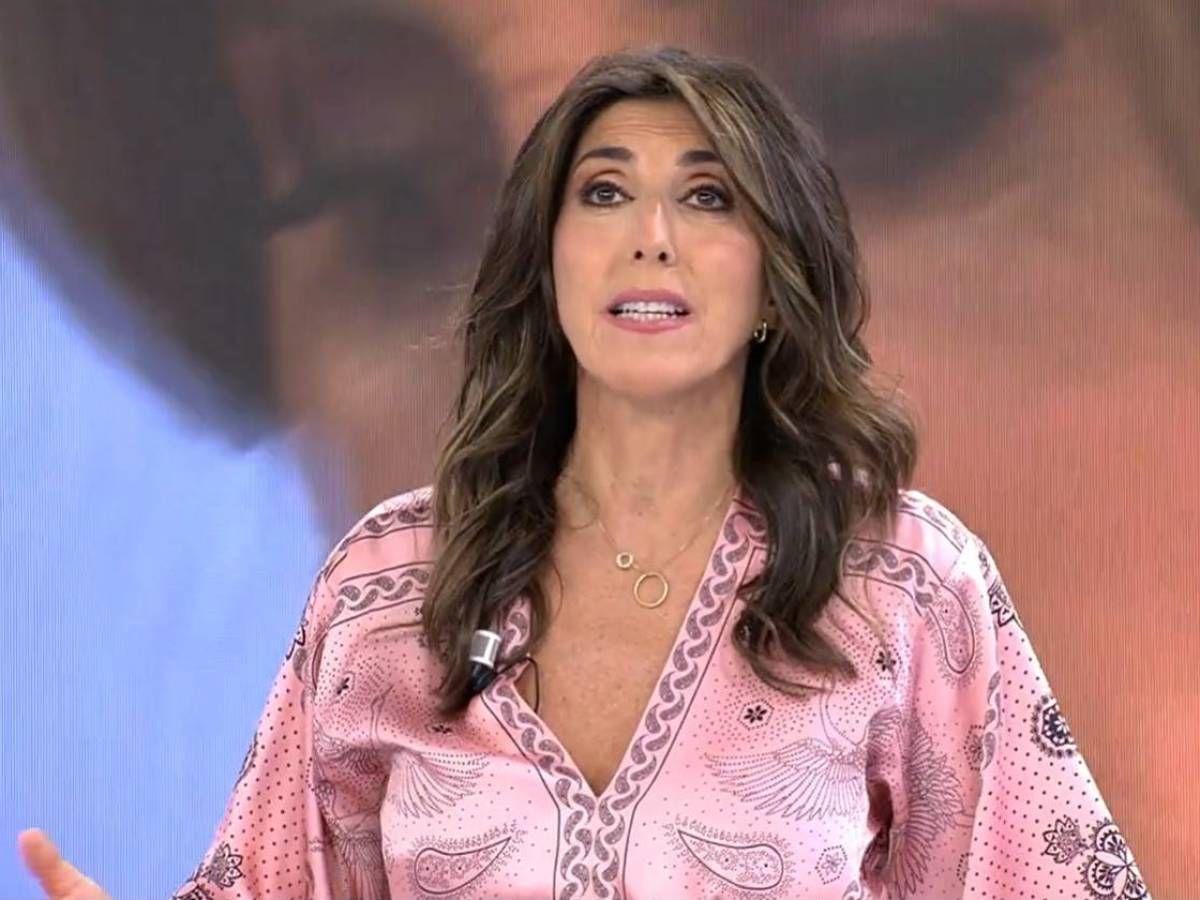 Foto:  Paz Padilla, en una imagen de archivo. (Mediaset)