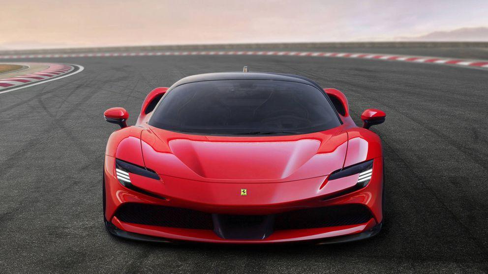 SF90, el primer híbrido enchufable de Ferrari