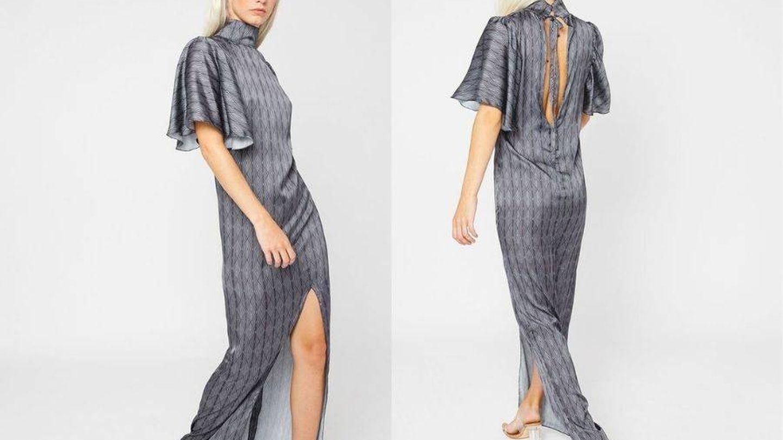Vestido de invitada de G.LEM, 140 euros. (Cortesía)