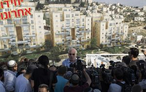 """""""Hay que atacar al terrorismo palestino a la manera sionista (con más colonias)"""""""