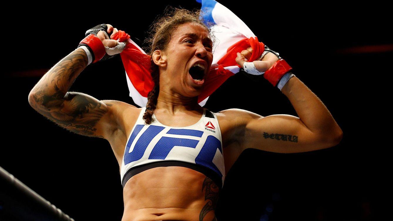 UFC Sacramento: el KO inesperado de De Randamie a Aspen Ladd a los 16 segundos