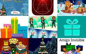 10 aplicaciones que debes instalarte en el móvil esta Navidad