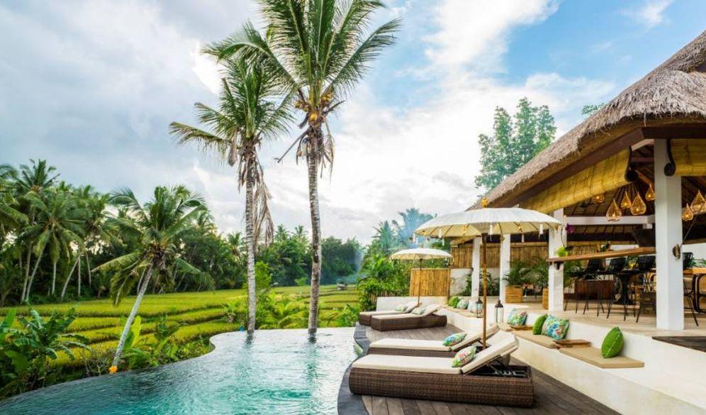 Foto: El hotel Calma Ubud de Bali es pura tentación. (Foto: Cortesía)