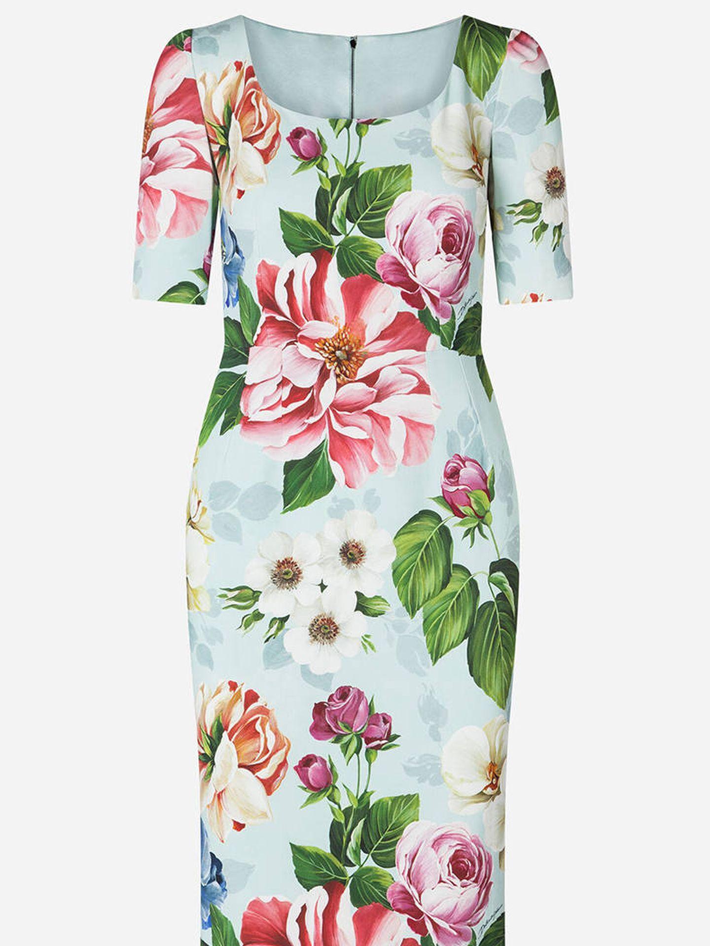 El vestido de la polémica. (Dolce & Gabbana)