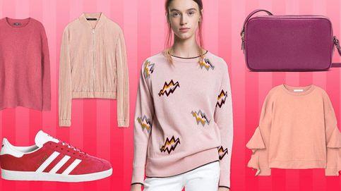 20 caprichos para vestirse de rosa de los pies a la cabeza