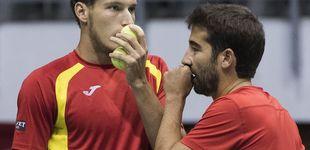 Post de España se hunde en la Davis: