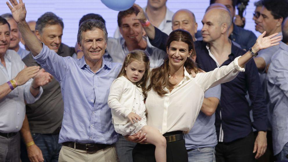 Mauricio Macri le orquesta una fiesta a su hijastra por su 13 cumpleaños