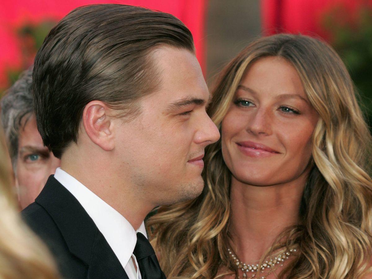 Foto:  Leonardo DiCaprio y Gisele Bündchen. (Getty)