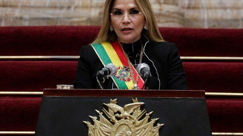 La Fiscalía boliviana ordena el arresto de la expresidenta Áñez por sedición y terrorismo