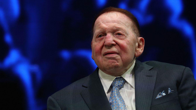 Muere Sheldon Adelson, el magnate de EEUU que quiso montar Eurovegas en Madrid