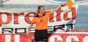 Post de Queman con agua hirviendo a una jueza de línea en un partido de fútbol en Argentina