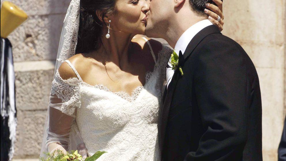 Paula y David firmaron la liquidación de gananciales horas antes de su boda