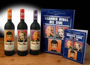 Una copa de vino para coleccionistas