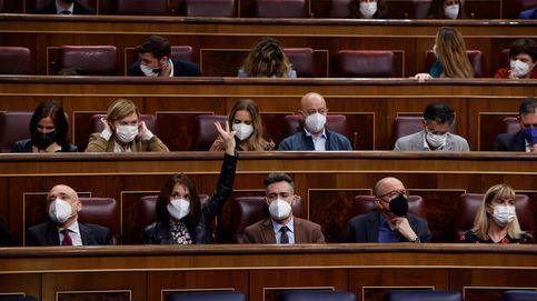 El Congreso aprueba inutilizar el CGPJ mientras dure el largo bloqueo