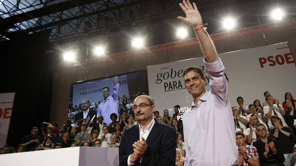 El PSOE aragonés exige que Ferraz indague la campaña contra los barones