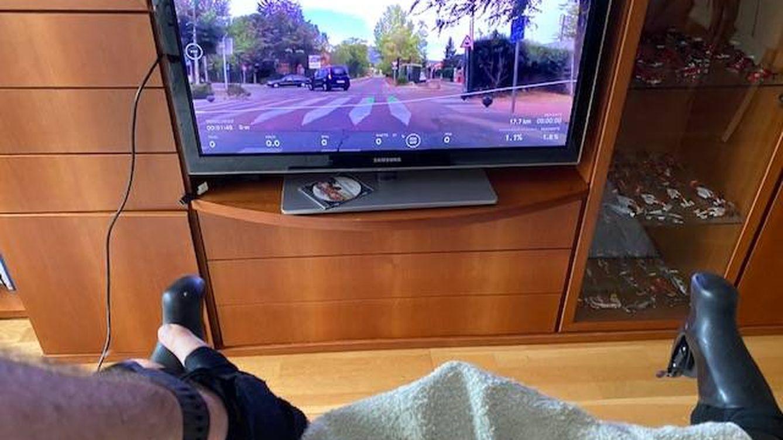 Cómo logro subir en bicicleta el puerto de la Morcuera esquivando las multas