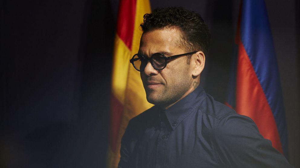 Dani Alves: Los catalanes son personas especiales. Mi estilo no va con ellos