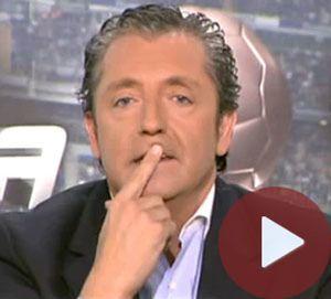 Josep Pedrerol pierde los nervios en directo y carga duramente contra el director de Gol TV