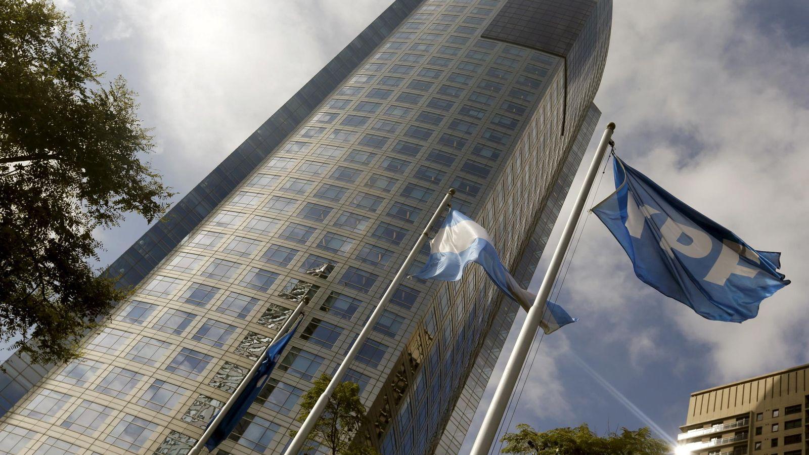 Foto: Sede de YPF en Buenos Aires. (Reuters)