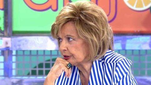 María Teresa Campos reclama lo que es suyo en 'Sálvame': su mensaje para Tele5