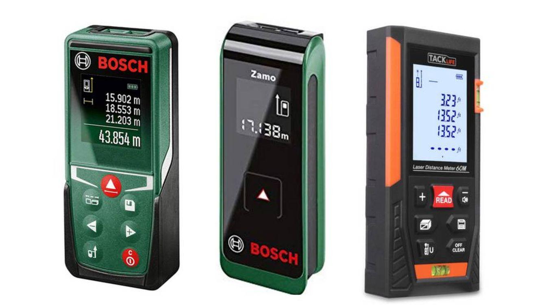 Los mejores medidores láser precisos de uso doméstico y profesional