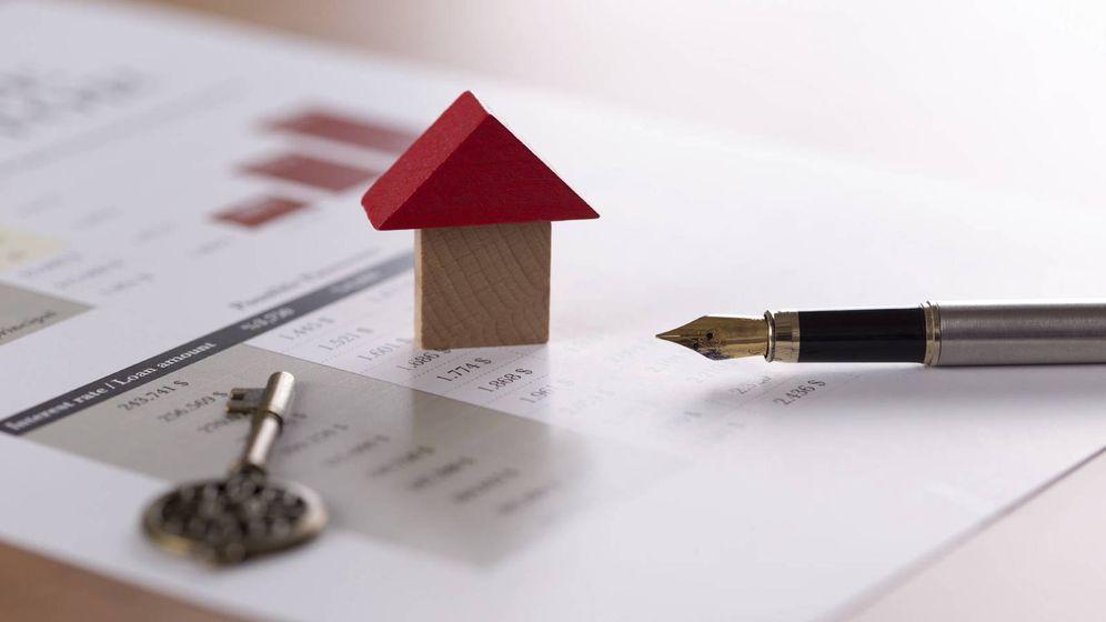 Foto: Más de 70.000 familias consiguen una rebaja en el interés de su hipoteca en el último año. Foto: Corbis.