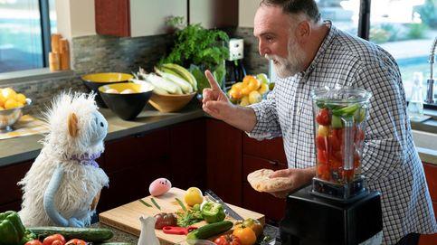 El chef José Andrés y la ONG World Central Kitchen, Premio Princesa de la Concordia