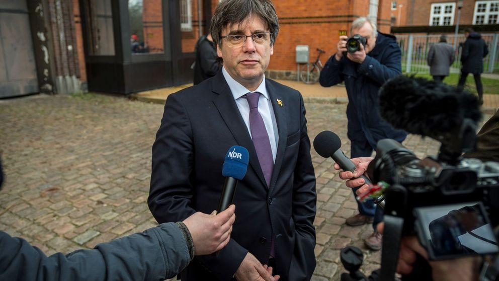 Puigdemont copa la lista a las europeas con sus fieles ninguneando al PDeCAT