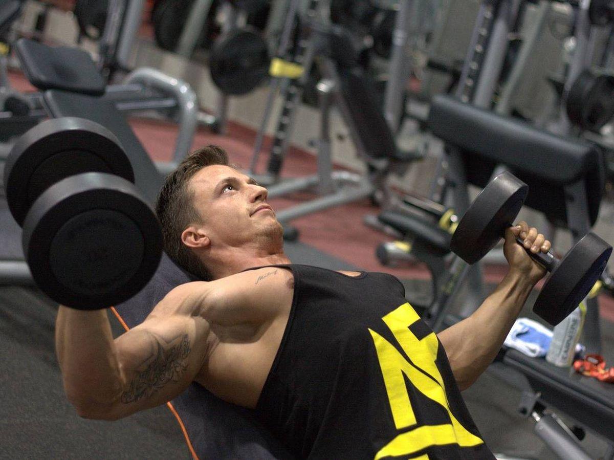 Foto: Pesas para adelgazar, tonificar músculos y aumentar masa muscular (Pixabay)casa