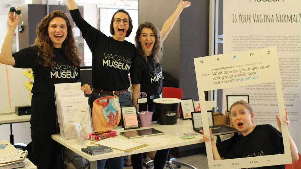 Foto: Los impulsores del Museo de la vagina llevan meses desarrollando este proyecto que verá la luz en noviembre (Foto: Facebook)