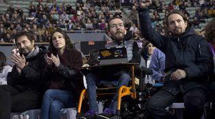 Gana Pablo Iglesias, pero Rajoy sale bajo palio en Vistalegre II