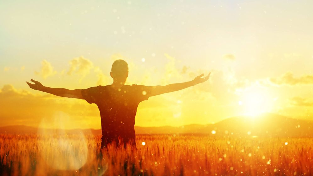 Foto: La dopamina forma parte de un estado 'mindful'. (iStock)