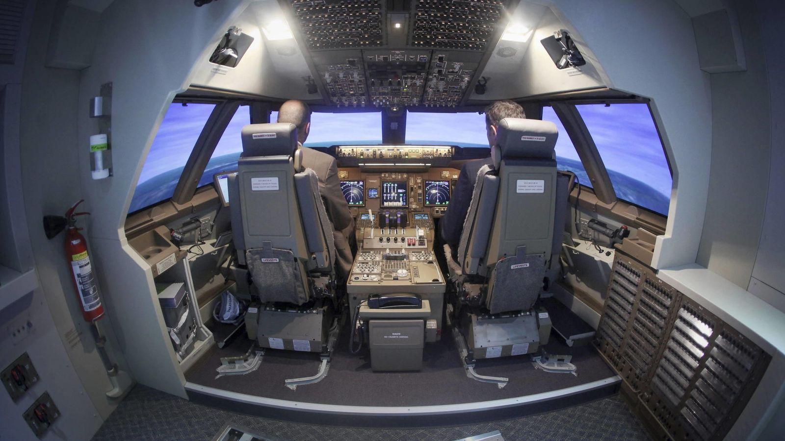 Foto: Accidente de avión: El copiloto se negó a abrir la cabina y estrelló el avión de forma voluntaria contra la montaña