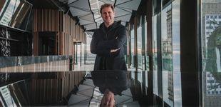 Post de Diego Gronda, el hombre que está detrás de los grandes hoteles y restaurantes